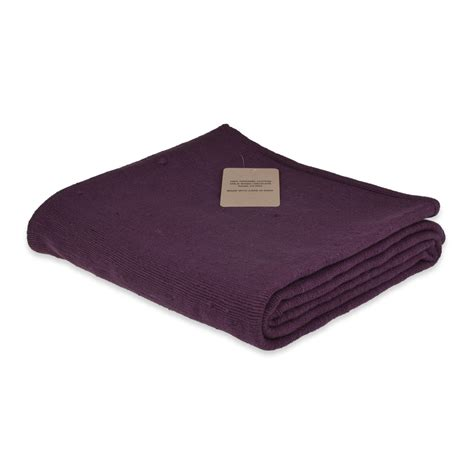 Kotton Mill Organic Luxury Blanket 150 X 200 Cm Pink Blush blanket savasana burgundy 100 organic cotton emporium