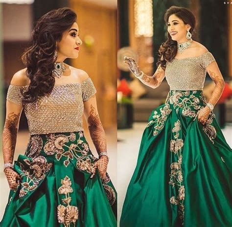 #VagabombPicks: 30  Gorgeous Sangeet Outfits for the Dancing Bride