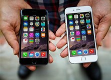 Image result for Apple iPhone 6. Size: 221 x 160. Source: www.cnet.com