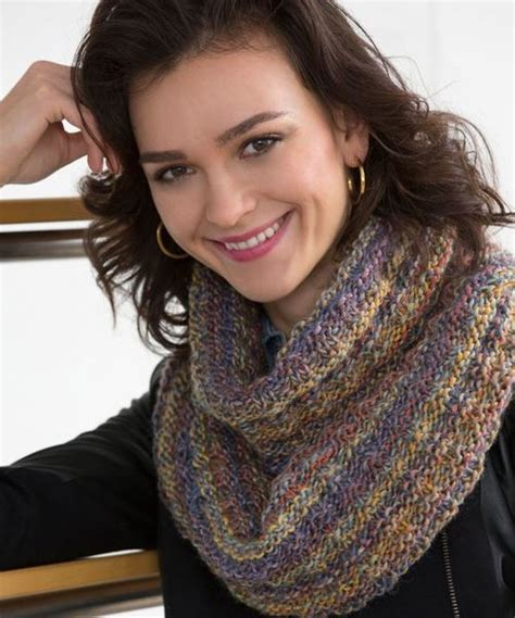 free knitting pattern for infinity scarf the easiest infinity scarf allfreeknitting