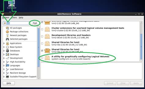 howto lvm linux linux sysadmin how to manage lvms with a gui