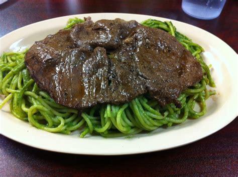 imagenes de tallarines verdes con bistec tallarin verde con bistec yelp