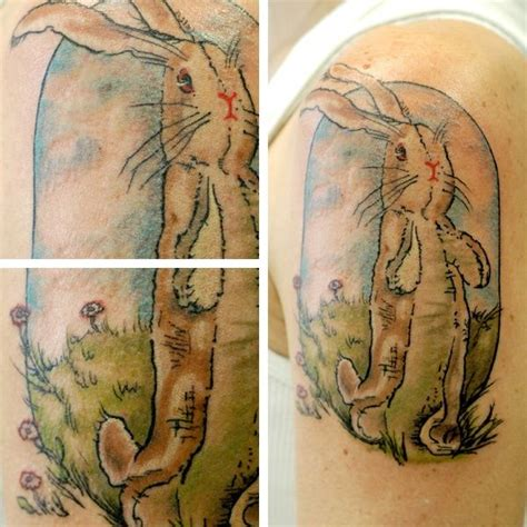 velveteen rabbit tattoo 128 best inked images on ideas