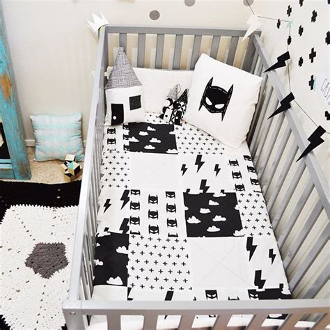 batman baby crib bedding set sleepinglakedesigns batmask batman nursery crib bedding