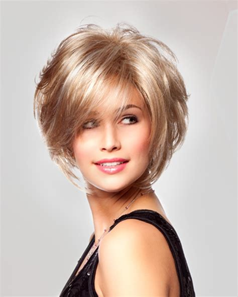 Curly Bob Wig by Curly Bob Wig With A Tousled Finish Silk Top Lace