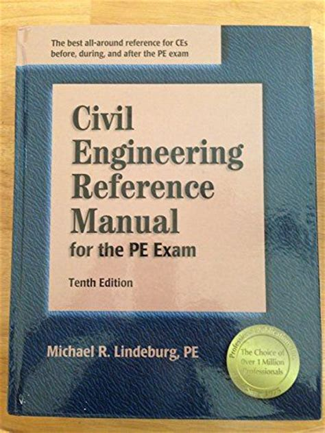 se structural engineering reference manual books 17 best images about pe review options on the