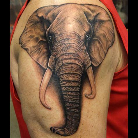 elephant tattoo meaning elephant tattoos