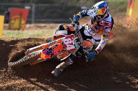 Mx At jeffrey herlings ktm mx2 bull 2016