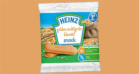 Heinz Chocolate Biscotti 60g from heinz gives toddlers something to chew on
