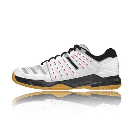 indoor sport shoes adidas essence 12 mens white handball squash indoor sport