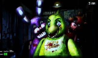 Five nights at anime full game