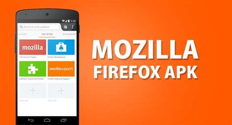 mozilla firefox apk firefox apk for android pc 2017 versions