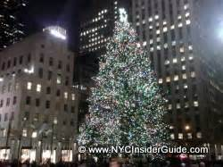 rockefeller center christmas tree lighting 2017 best