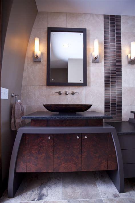 unique master bathrooms unique master bath trehus architects