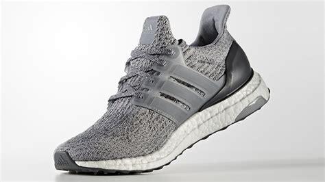 Sepatu Adidas Ultra Boost Ultraboost Primeknit Grey Silver Abu adidas ultra boost 3 0 grey black the sole supplier