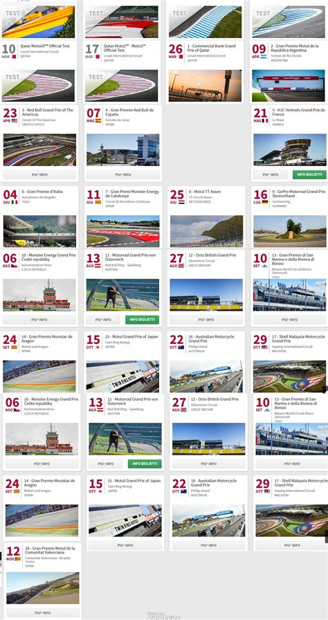 motogp calendar foto 2017