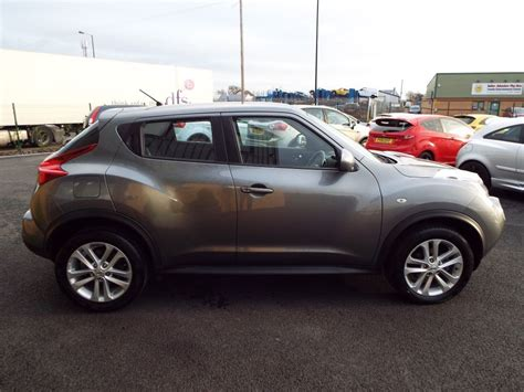 grey nissan juke used gun grey nissan juke for sale south yorkshire
