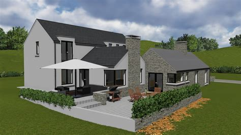 irish cottage house plans old irish cottage house plans