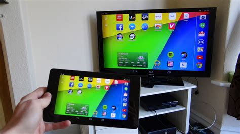 android to tv how to mirror android to tv technobezz