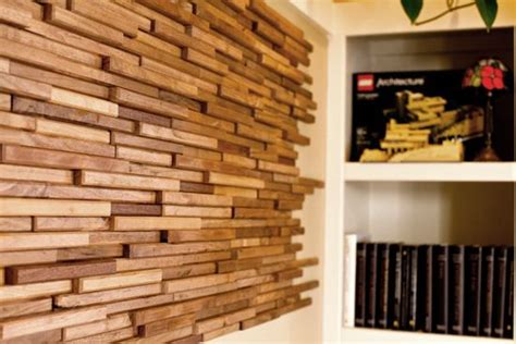 1000 images about creative wall ideas on diy - Holzwand Fliesen