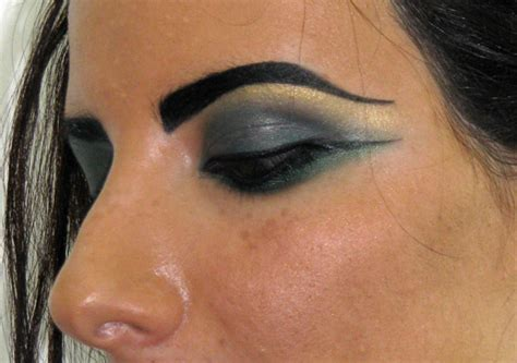 tutorial makeup egypt ancient egyptian eye makeup tutorial for men and women