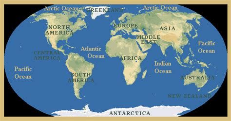 map of the oceans biomesfifth10 open home