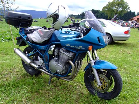 Suzuki Bandit 600 Weight 1996 Suzuki Gsf 600 S Bandit Moto Zombdrive