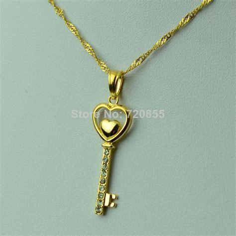 Liontin Huruf B Liontin Emas 18k White Gold 750 B key 18k pendants necklaces chain yellow gold plated