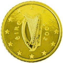 10 buro cent coin sets from ireland