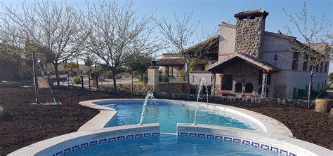 casas rurales toledo con piscina alojamiento rural para grupos en toledo casa rural la