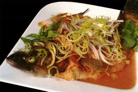 Minyak Goreng Ikan Kerapu aneka bumbu resep masak dan cara membuat ikan kerapu goreng saus thailand yang paling enak dan