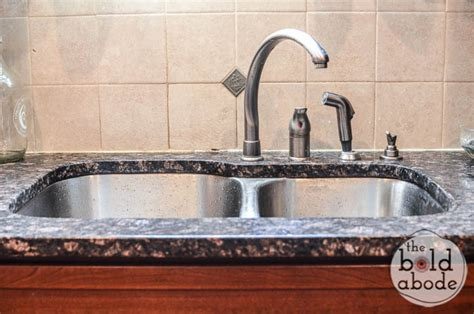 how to clean stainless steel sink how to clean a stainless steel sink