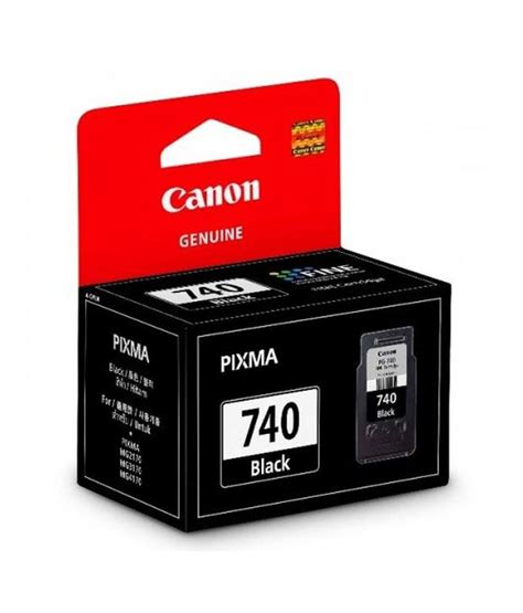 Canon Cartridge Pg 740 Xl Black canon pg 745 xl black ink cartridge price gira best