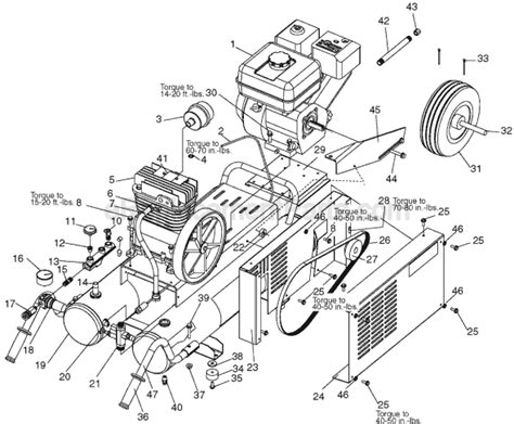 porter cable cpl55gh8w parts list and diagram ereplacementparts