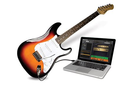 Usb Gitar Discover Guitar Usb Guitar Learning Pack Ion Audio