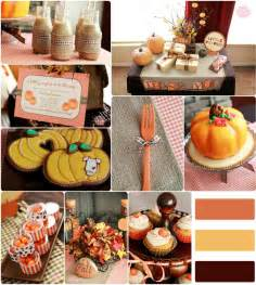 fall themed baby shower baby shower on baby showers pumpkin
