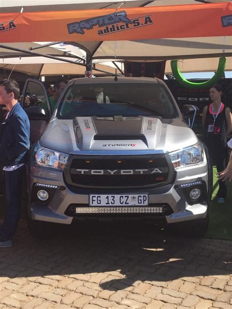 toyota trucks sa toyota hilux at the raptor addict sa stand truck lover