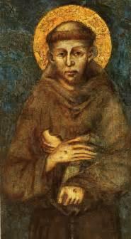 St Francis Francis Of Assisi Detail Jpg