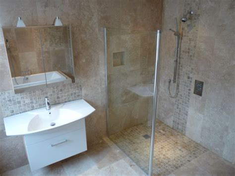 wet room small bathroom steve simpson building and plumbing services in hull east