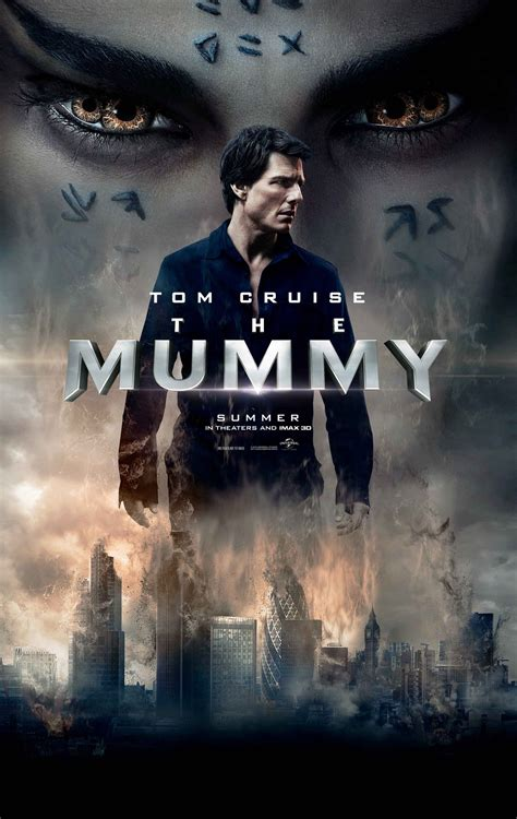 film tom cruise in italiano la mummia tom cruise al centro del nuovo poster ufficiale
