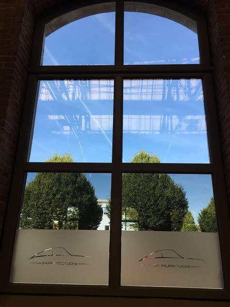 Fenster Sichtschutz Mit Logo by Protecfolien De Innenansicht Unteres Fenster Mit