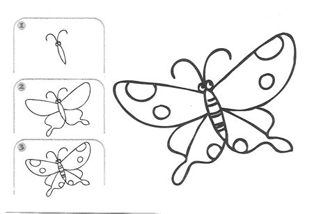 draw for free drawings by learn to draw insects teaching