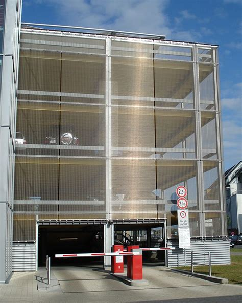 garage rostock 67 best parking garages with architectural mesh images on