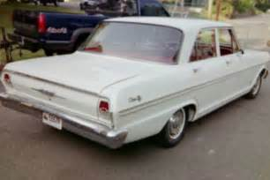 1962 chevrolet chevy ii information and photos momentcar