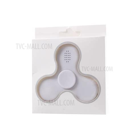 Tri Fidget Spinner Led Bluetooth Speaker Rc led light fidget spinner tri spinner fidget gyro with bluetooth speaker focus meditation