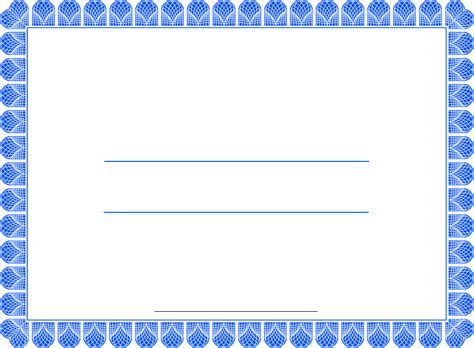 blank certificates templates printable certificate templates new calendar template site