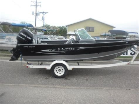 lund boats for sale ky 17 feet 2011 lund impact 1775 freshwater fishing black