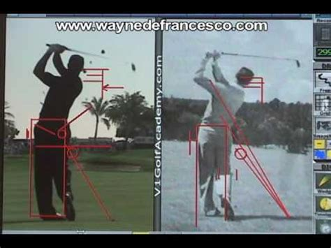 ben hogan swing analysis kendra vallone presents ben hogan s five lessons