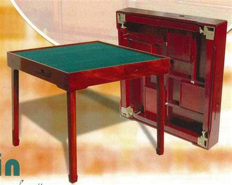 how to make a card table cain furnture plans