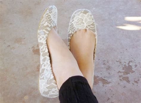 diy lace shoes graceful lace spark